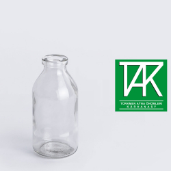 Medical glass bottle in Turkmenistan | Turkmen Ayna Onumleri enterprise