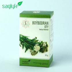Herba Millefoli medicinal herbal tea Saglyk 30gr | Saglyk enterprise