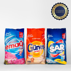 Washing powder in Turkmenistan wholesale for export | Turkmen Berk Metal individual enterprise