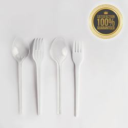 Plastic cutlery in Turkmenistan wholesale for export | Begler Yoly individual enterprise