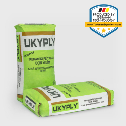 Tile adhesive wholesale for export from Turkmenistan | Ukyply Kardeshler individual enterprise