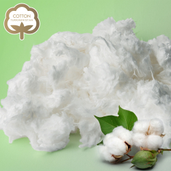 Bleached cotton wholesale from Turkmenistan | Ashgabat factory for production of medical wadding and cosmetic cotton products