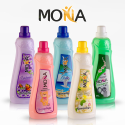 Liquid fabric softener wholesale from Turkmenistan | Mona household goods