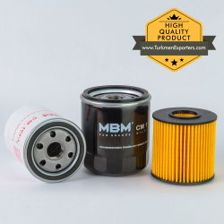 Auto oil filter wholesale from Turkmenistan | MBM Oil Filter