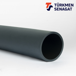 Plastic pipes from HDPE Made in Turkmenistan | Turkmen Senagat economic society