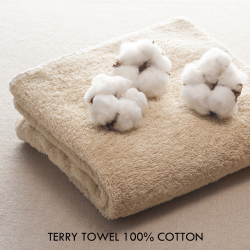 Terry towel wholesale for export from Turkmenistan | Turkmen Export, Import & Trading Services Company