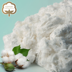 Turkmenistan bleached cotton wholesale for export | Ashgabat factory for production of medical wadding and cosmetic cotton products