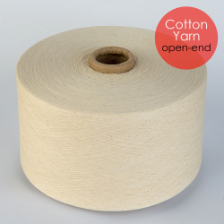 High quality open-end cotton yarn | Shorgalam individual enterprise