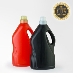 Plastic liquid laundry detergent bottle from Turkmenistan | Begler Yoly individual enterprise