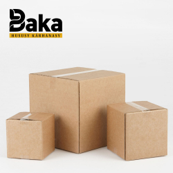 Corrugated cardboard box wholesale for export from Turkmenistan | Baka individual enterprise