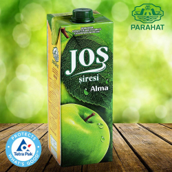 Apple fruit juice Josh 1 Litre | Parahat private company