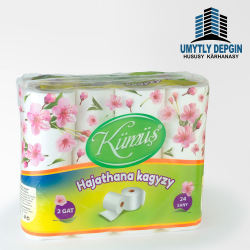 Toilet papers wholesale for export from Turkmenistan | Umytly Depgin individual enterprise